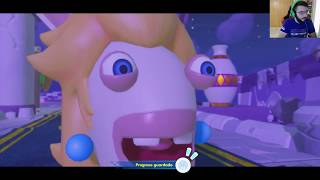 MUNDO 3 COMPLETO - MARIO & RABBIDS KINGDOM BATTLE - EP 13