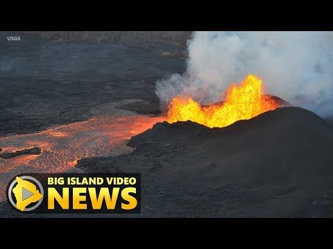 Hawaii Volcano Eruption - 11 am USGS Conference Call (Jun. 5, 2018)
