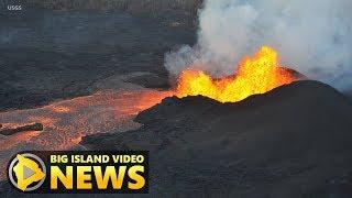 Hawaii Volcano Eruption - 11 am USGS Conference Call (Jun. 5, 2018)