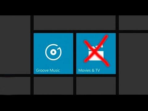 peliculas y tv windows 10