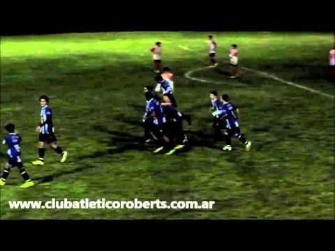 Gol de Enzo Zapata (1-0 Parcial) 8va. Div. vs. San Martín