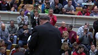 197 LBs: Nick May (Michigan State) vs. #2 Kollin Moore (Ohio State)   Big Ten Wrestling