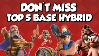 TH13 TOP NEW BASE 3 STAT HYBRID ATTACK || TOWN HALL 13 CWL ATTACK || HYBRID STRATEGY FROM TH13 COC