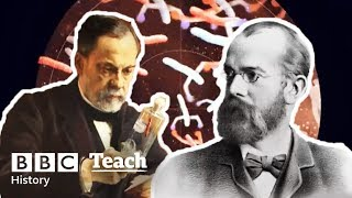 Pasteur and Koch | Secondary History - Medicine Through Time