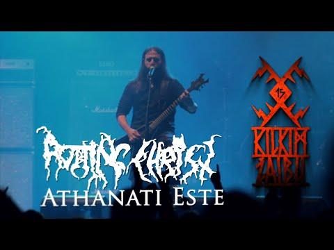 "ROTTING CHRIST - ""Athanati Este"" Live At KILKIM ŽAIBU 15"