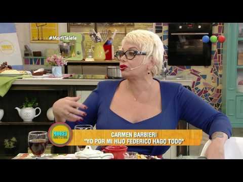 Carmen Barbieri: