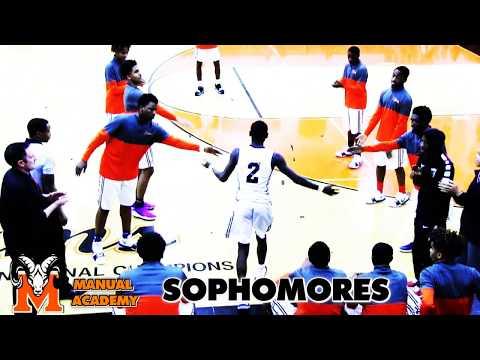 [ 309 Sports ] Peoria Manual Academy Sophomores (Feb 16, 2018)