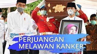 Presiden Jokowi Mohon Doa Masyarakat Untuk Almarhumah Ibunda* Kabar duka datang dari keluarga Presid.