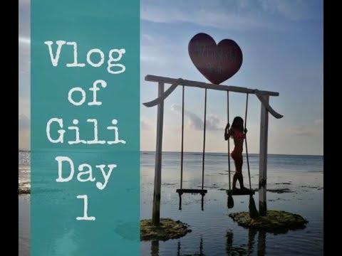 Bali Life: Crazy Fast boat Ride to Gili Trawangan VLOG