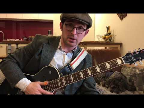 How to play When You Wish upon a star - Jazz Guitar