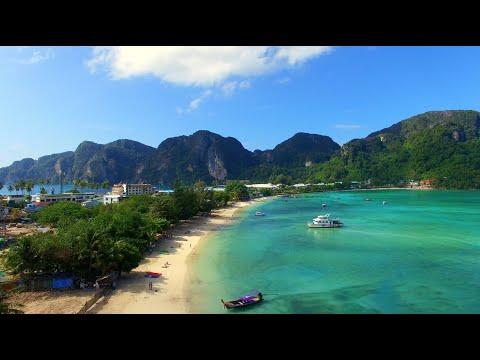 DJI Phantom 3 Aerial 4K Drone Asia: Thailand, Cambodia & Vietnam