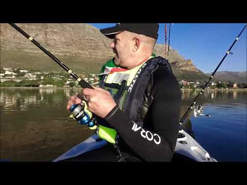 Kayak Fishing Cape Town, South Africa