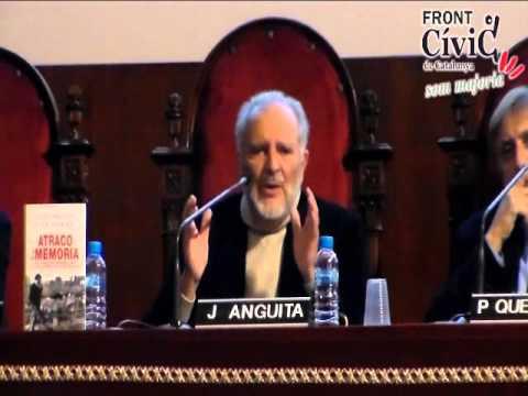 Julio Anguita Atraco a la Memoria Universitat de Barcelona Front Civic de Catalunya