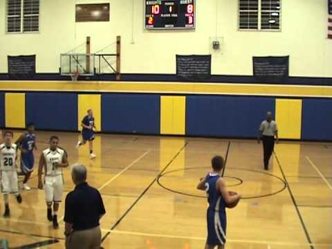 CCS JV Men vs Burlington Christian Academy - 11/13/15 - Part 1