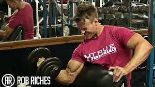 THE ART of Bicep Training | Rob Riches