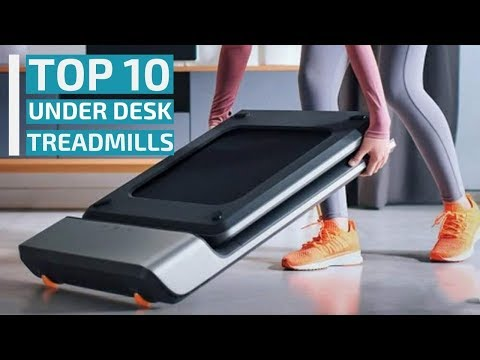 Top 10: Best Under Desk Treadmills for 2020 / Foldable Walking Pad Treadmill for Home & Office