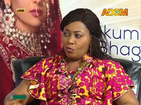 Kumkum Bhagya Chat Room on Adom TV (11-8-17)