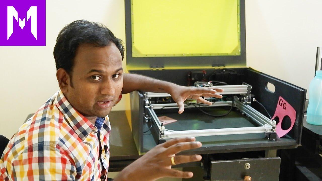 Banggood Laser Engraver enclosure