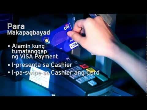 Citibank Prepaid Card Balance >> Pag Ibig Citi Prepaid Card Infomercial