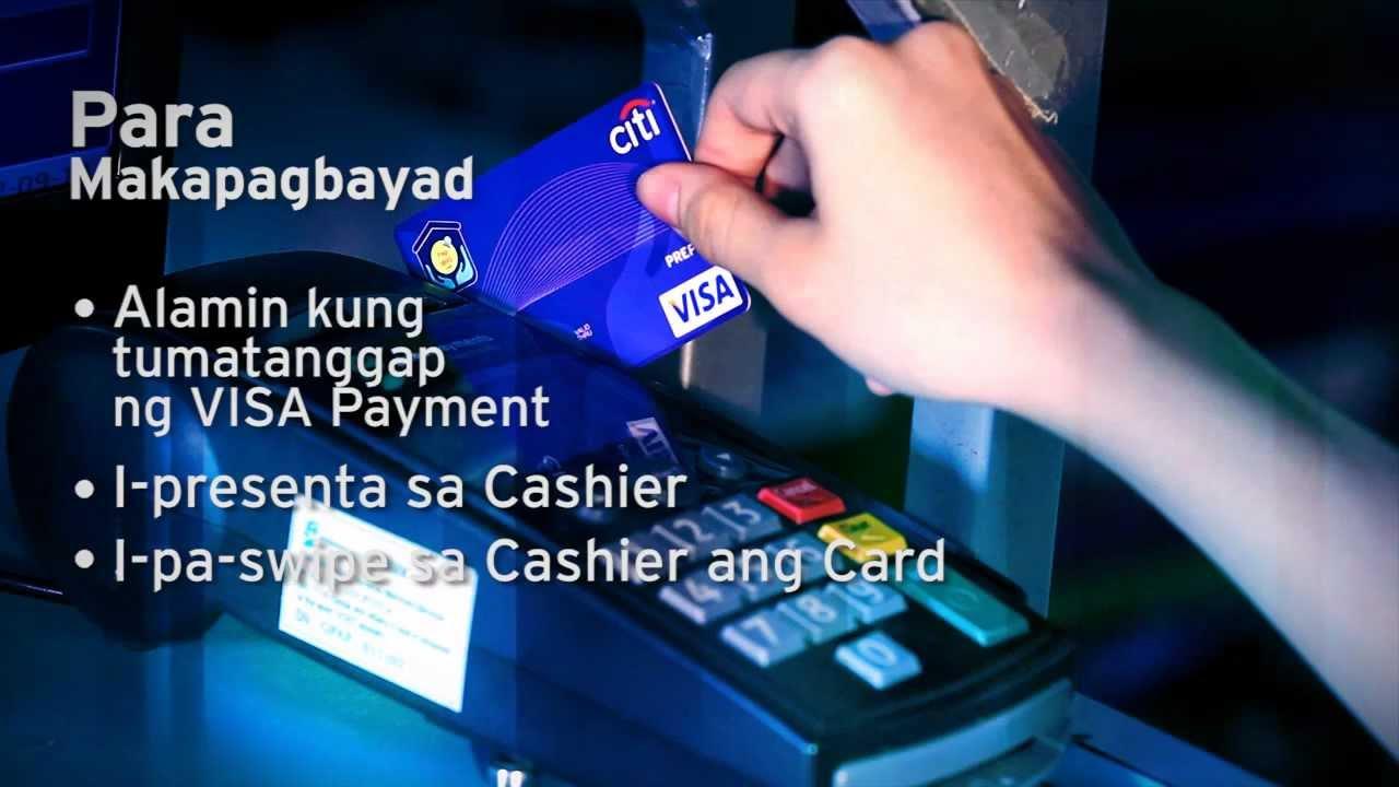 Citibank Prepaid Login >> Pag Ibig Citi Prepaid Card Infomercial Youtube