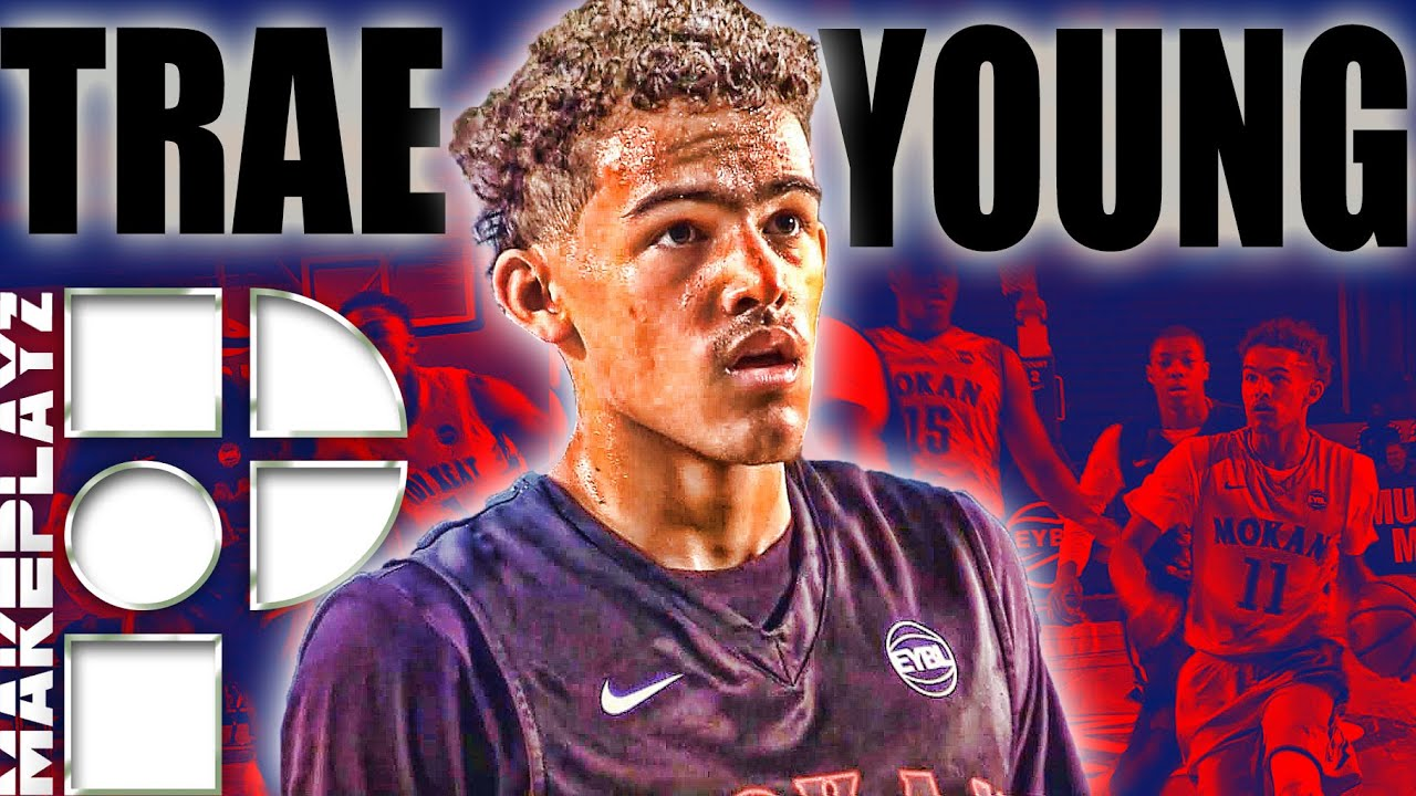 Trae Young Is The Smoothest Guard In 2017 Went Off In