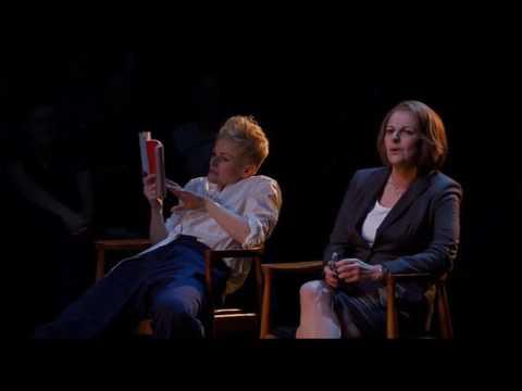 """Hamlet """"Words Words Words"""" Maxine Peake"""