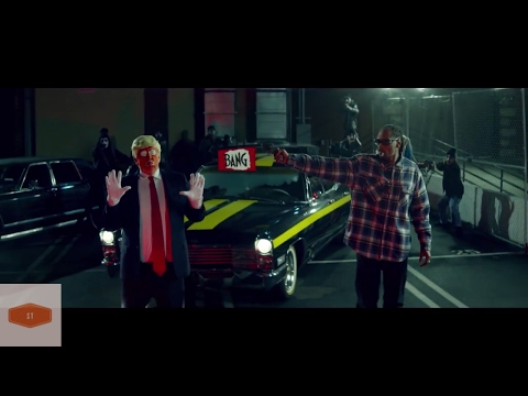 Snoop Dogg Shoots Donald Trump In The New BBNG Song