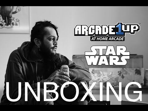 (GIVEAWAY!) UNBOXING WITH TRAVIE - Star Wars Arcade from Travie McCoy
