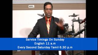 Prophecy for Australia 2014 -By Pastor Sampath Raja, Christian Revival Centre ,Thomastown