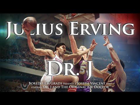 Julius Erving - Dr. J
