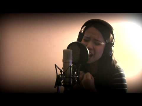 Disney's Frozen - Let it Go by Idina Menzel (Cover by Candace Santos)