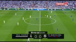 رئال مادرید2.  بارسلونا3.درخشش مسی(بازی برگشت لالیگا2016_2017)