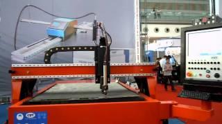 bench plasma machine on fair
