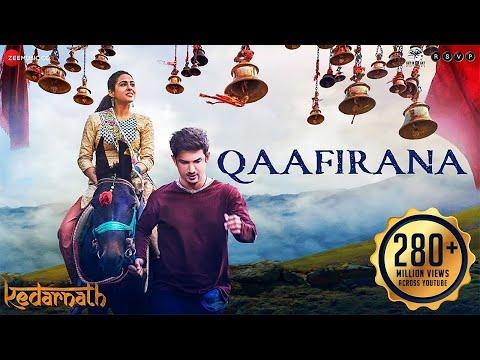 Qaafirana   Kedarnath   Sushant Rajput   Sara Ali Khan   Arijit Singh & Nikhita   Amit Trivedi