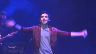 David Archuleta - Stomping The Roses, The Other Side of Down (Live in Manila 2011)