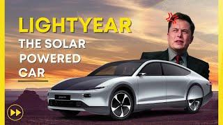 The World's Most Advanced Solar Car (725km Range)