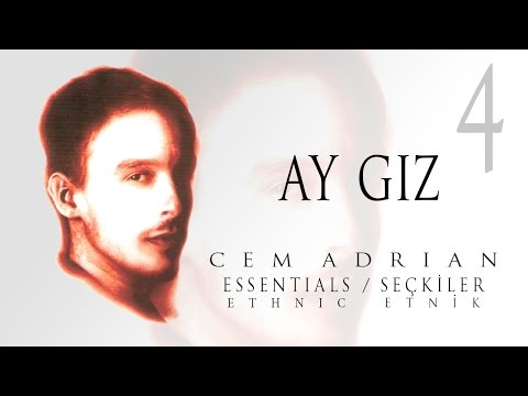 Cem Adrian - Ay Gız (Official Audio)