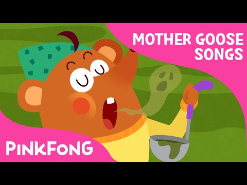 Pease Porridge Hot | Mother Goose | Nursery Rhymes | PINKFONG Songs for Children