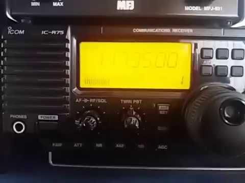 Zanzibar Broadcasting Corporation, Dole TANZANIA - 11735 kHz