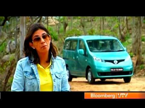 Nissan Evalia review by Autocar India