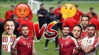 Šta se dešava sa reprezentacijom Srbije? Fudbalski savez u haosu!
