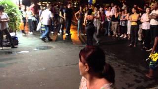 Dancing In Sao Paulo, Brazil