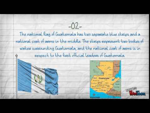 5 FACTS ABOUT GUATEMALA- P2 GEOGRAPHY (: