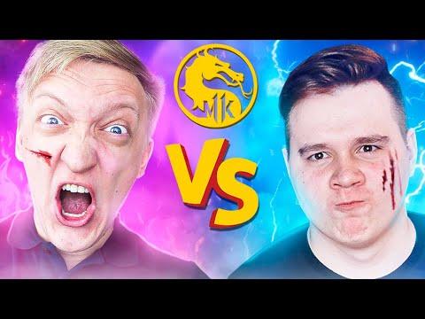 WARPATH VS ALEX FOX в Mortal Kombat 11