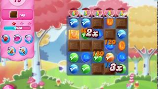 Candy Crush Saga Level 3151 NO BOOSTERS (26 moves)