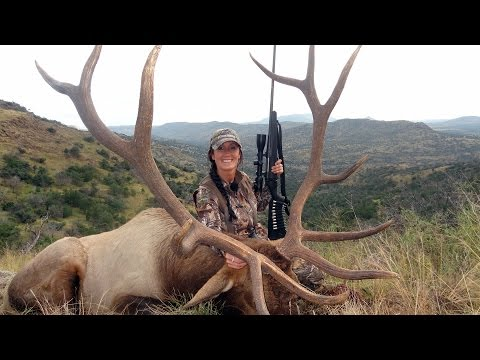 Elk Hunting- Big Bulls & Beautiful Girls!