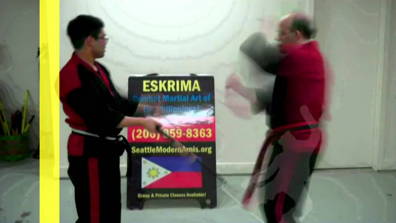 What are the basic skills of arnis