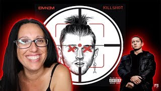 Mom REACTS to Eminem - KILLSHOT