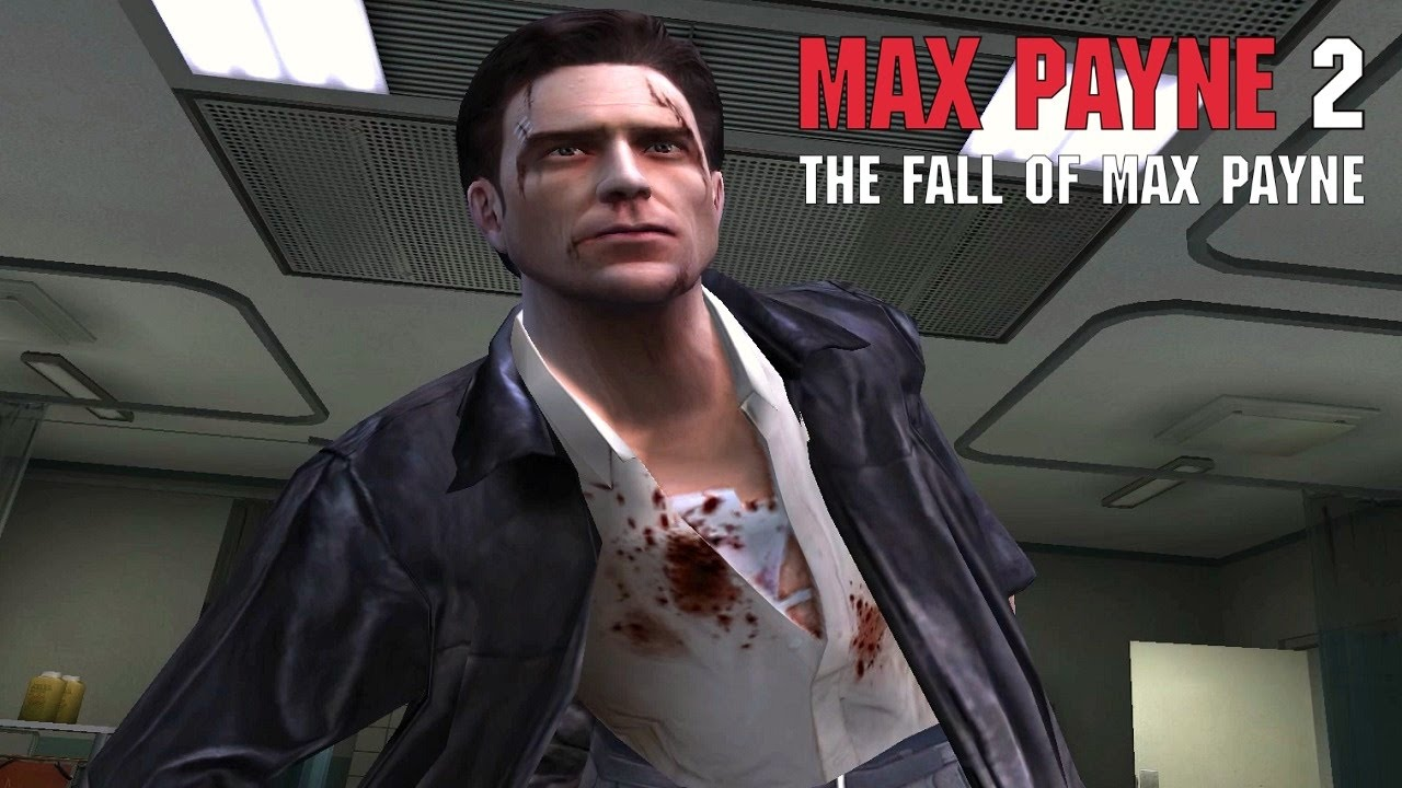 Max Payne 2 The Fall Of Max Payne Part 1 The Darkness Inside