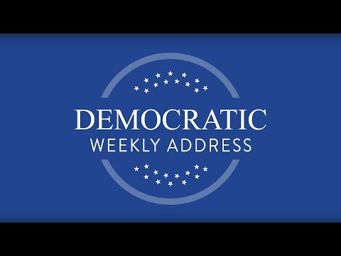 Democratic Weekly Address -- Congresswoman Suzan DelBene